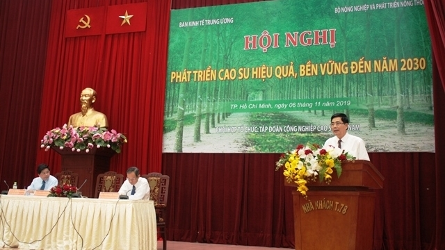 Vietnam's rubber industry looks to sustainable d...